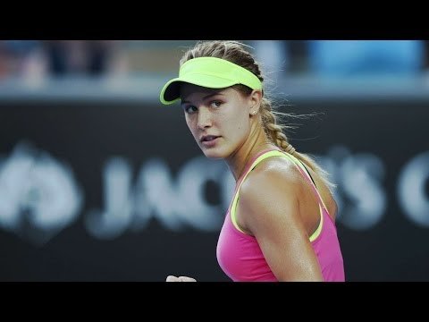 Female Tennis Player Asked To 'Twirl' By Journalist