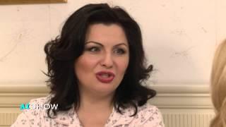 Provocare AISHOW: Confidențele Getei Burlacu în dormitor