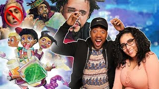 Download Lagu J. Cole - KOD ( FULL SONG ) | K.O.D FULL NEW ALBUM + REVIEW | REACTION 😱🔥 WHO IS J COLE DISSING 🤔 Gratis STAFABAND