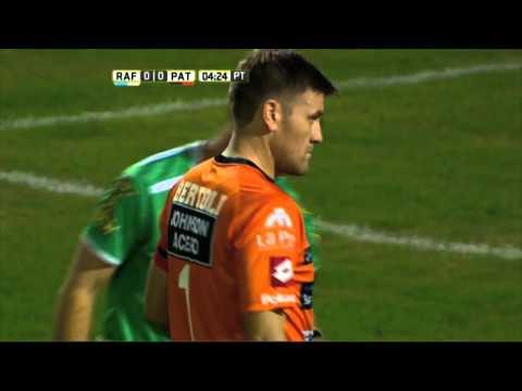 Atlético Rafaela lo dio vuelta y derrotó a Patronato por 3 a 1