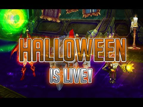Arcane Legends | Halloween event 2017