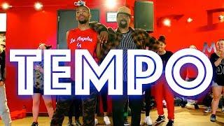 Lizzo - Tempo (feat. Missy Elliott) IG:@DidntInviteMe   JR Taylor Choreography