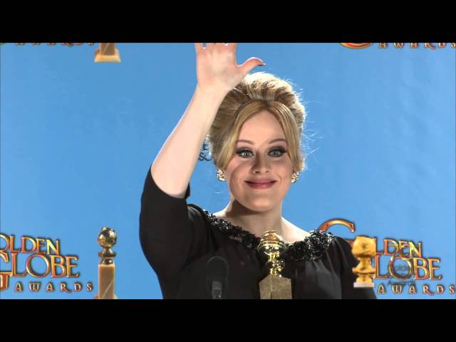 Backstage with Adele, best song