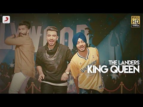 King Queen - The Landers | Mr V Grooves | Latest Punjabi Song 2016
