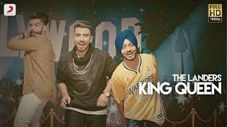 The Landers - King Queen | Mr V Grooves | Latest Punjabi Song 2016
