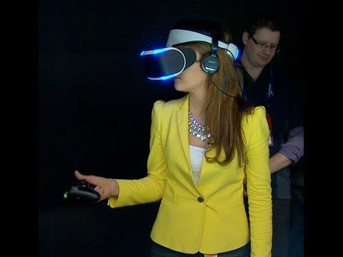Project Morpheus, las gafas de realidad virtual de Sony