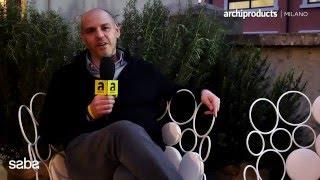 Archiproducts Milano 2016 | SABA - Emilio Nanni, Paolo Grasselli, Sergio Bicego