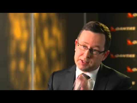Extended Alan Joyce interview