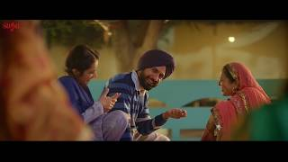 Sara Gurpal & Sonam Bajwa Comedy Scene | Manje Bistre | Gippy Grewal | Punjabi Funny Movies 2017