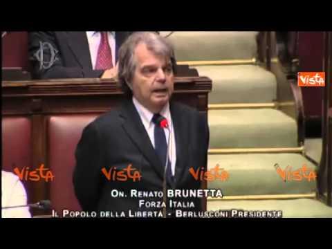 Brunetta: Wikileaks, governo chiarisca in Aula su eventuale complotto contro Berlusconi 23-02-16