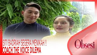 Siti Badriah Segera Menikah Coach The Voice Dilema Obsesi