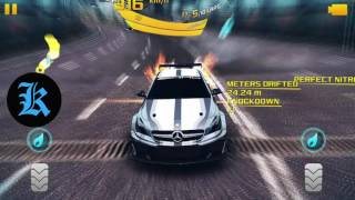 Asphalt 8 | Epic Race with Mercedes-Benz CLA 45 AMG Racing Series