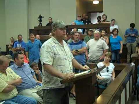 A Look Back at the Apalachicola Bay Fisheries Collapse One Year Later -  Public Comment 9 05 12