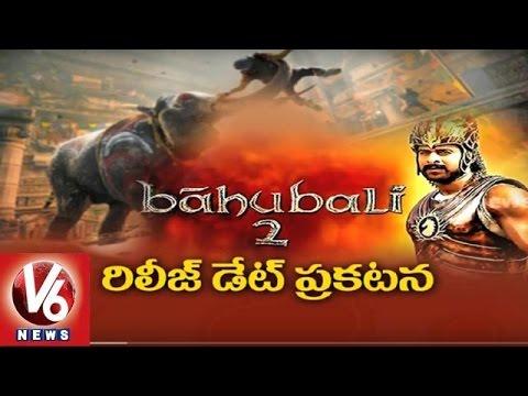 Rajamouli confirmed Baahubali 2 release date on April 14, 2017   Prabhas   Rana   Anushka   Tamannah thumbnail