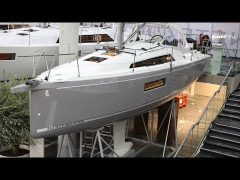 boot Düsseldorf 2019: Premiere Beneteau Oceanis 30.1 Walkthrough