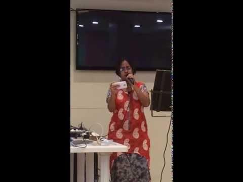 do naina aur ek kahani karaoke - roshni talera