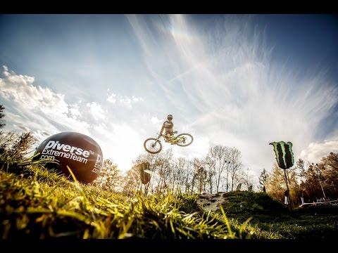 Diverse Downhill Contest 2015 - Góra Żar Trailer