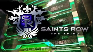 NVIDIA GRID streaming Saints Row: The Third to SHIELD Tablet