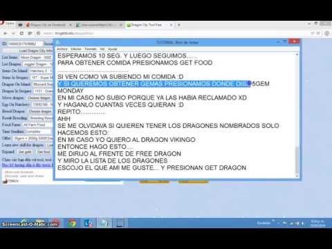 Hack Para Dragon City De Gemas & De Recursos Sin Programas