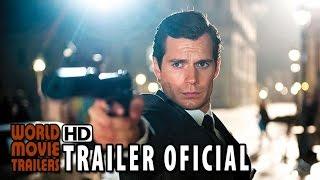 O Agente da U.N.C.L.E. Trailer Oficial #2 Dublado (2015) - Henry Cavill HD