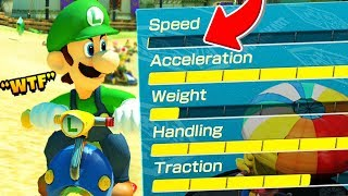 What If I Raced With The WORST SPEED In Mario Kart 8 Deluxe?
