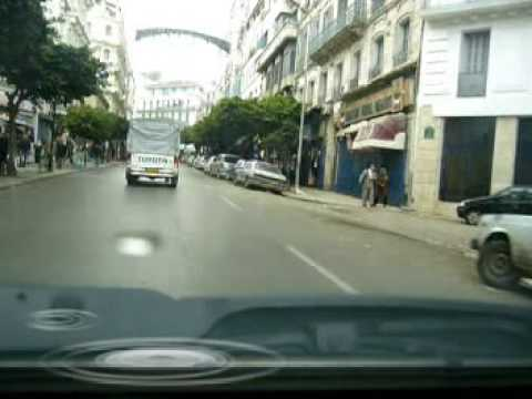 Film - Alger Février 2008