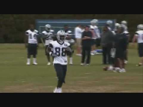 Dez Bryant Rookie Mini Camp