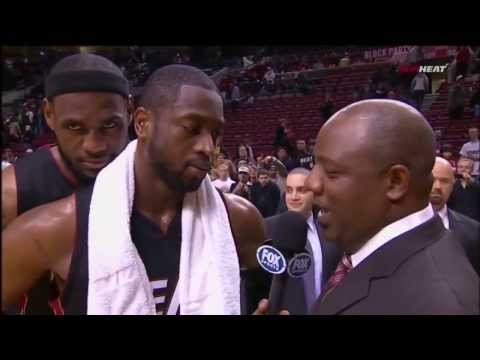 Miami heat best video bombs (funny moments) HD