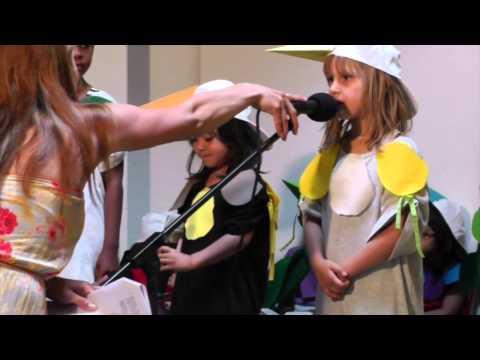 Die Vogelhochzeit - Montessori Kindergarten Bülach - 07/01/2014