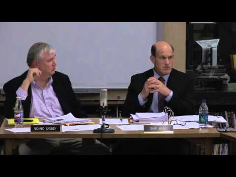 South Burlington School Board Meeting: June 3, 2013