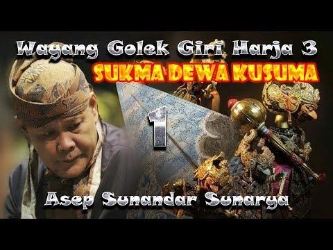 Wayang Golek Giri Harja 3 - Sukma Dewa Kusuma - Bagian 1 video