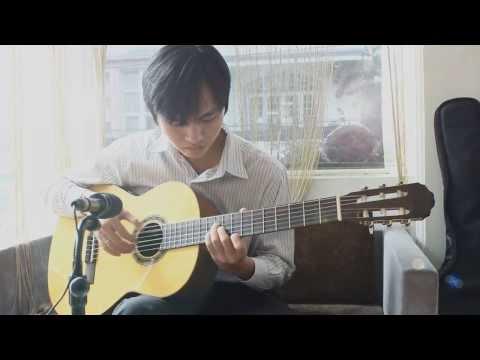 My Love (Westlife) - Guitar Solo (Fingerstyle) - Nguyễn Bảo Chương