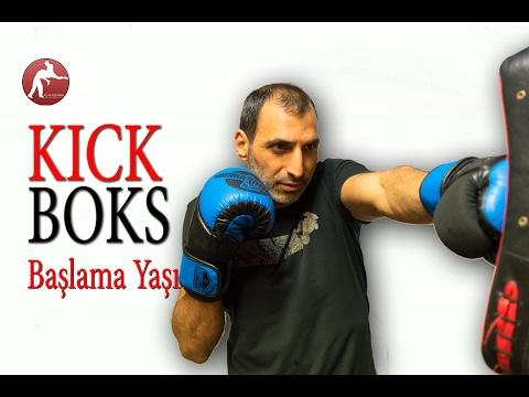 Kick Boksa Başlamak Için Kaç Yaşında Olmak Gerekir? 40 Yaşında Kick Boks Yapılır Mı?