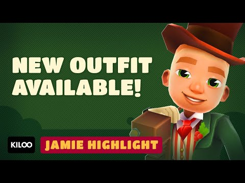 🧐 Subway Surfers Crew Highlight - Jamie - Top Hat Outfit
