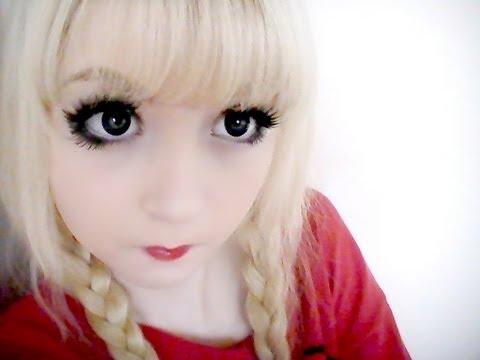YouTube Eye Makeup eyes   makeup big brown for  Enlarging