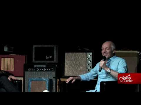 Guitar Center Sessions: Peter Frampton- Gear