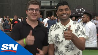 Dangle And Faizal Do Sports - Episode 2 - Ping Pong At Smashfest