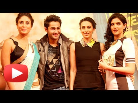 Kareena Kapoor Karisma & Family Cheer Armaan Jain | Lekar Hum...