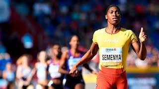 Caster Semenya loses appeal against testosterone rules