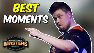 DreamHack Masters Las Vegas BEST MOMENTS FINAL DAYS