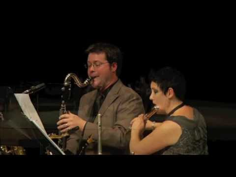 Areté Woodwind Doubling Quartet - ...From the Darkness of the Desert (Mike Crotty)