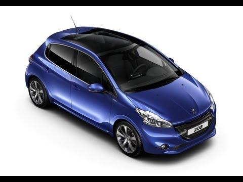 Тест Peugeot 208