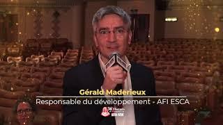 Les Oscars de l'assurance vie de la retraite et de la prévoyance 2021   AFI ESCA   Assurance emprunt