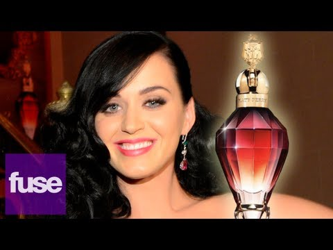 Katy Perry Launches New Perfume Killer Queen