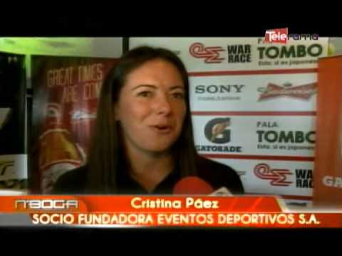 Rueda de prensa 3era Edición War Race La Lodiza