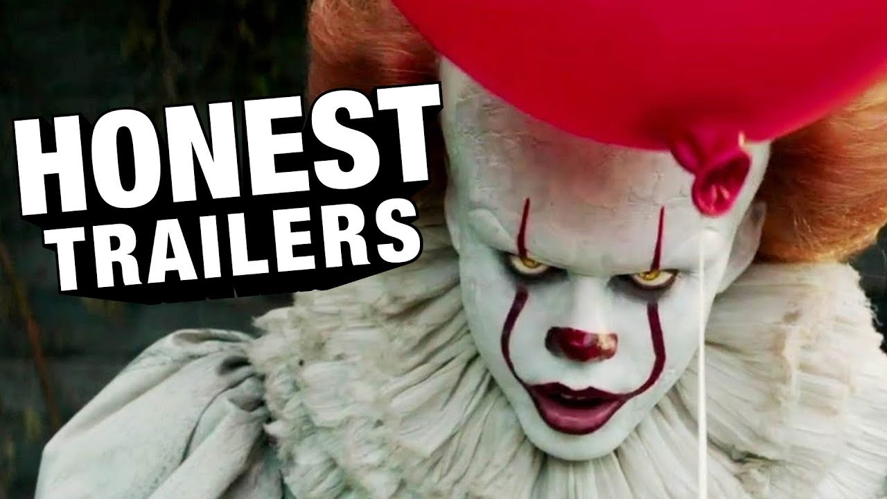 Head To The Sewers For This IT Honest Trailer