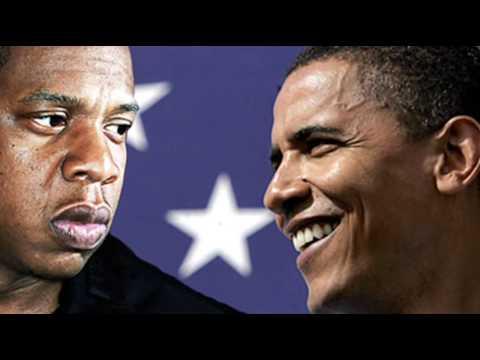 *NEW* Jay Z - My President is Black Remix! (DC MIX) DIRTY (HD) High Quality  - OBAMA!!