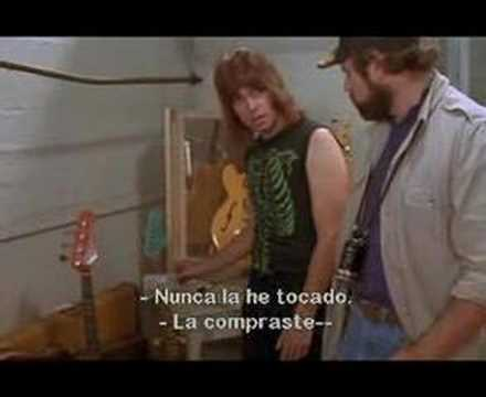 Spinal Tap - Los hombres de verdad llegan hasta el 11
