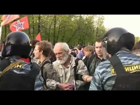 6 May 2012. Moscow extreme. (Митинг. Беспредел ОМОНа).