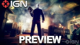 Hitman Absolution Preview - E3 2012
